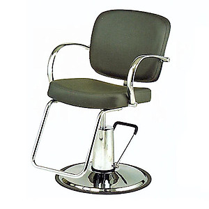 Pibbs 3506 Sessa Styling Chair w/ Hydraulic Base Options
