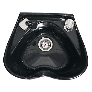 Pibbs 5310 Shampoo Bowl  Single Handle Faucet