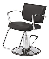 Pibbs 5806 Rosa Styling Chair w/ Hydraulic Base  Options