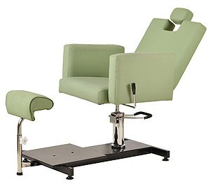 Pibbs PS14 Tivoli Pedi Station with Adjustable Height Chair