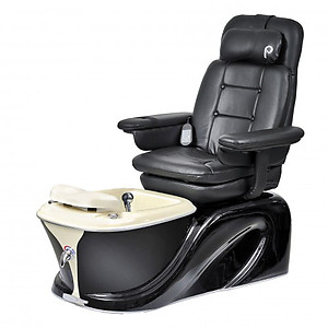 Pibbs PS60-6 Siena Pedicure Spa with Vibration Massage Chair Top