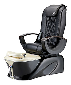 Pibbs PS60 Siena Pedicure Spa with Shiatsu Chair Top