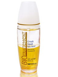 Brelil Easy Shine Cristalli Liquid 125 ml bottle