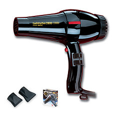 Turbo Power Twin Turbo 2800 Coldmatic Professional Hair Dryer-Model 314